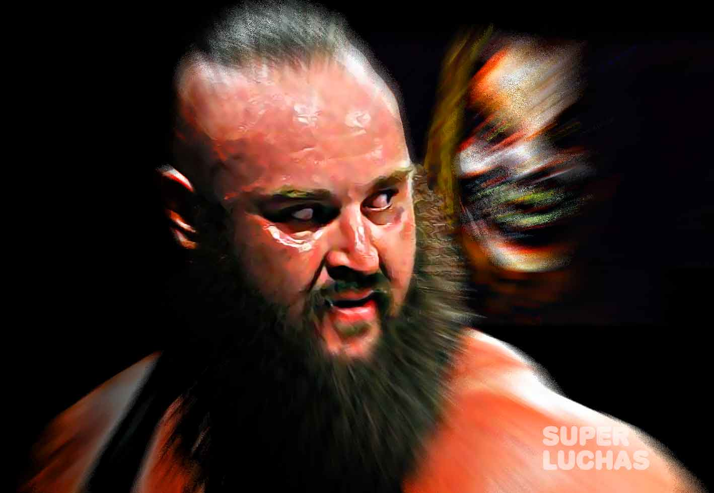 Braun Strowman vs. The Fiend