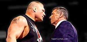Brock Lesnar Vince McMahon