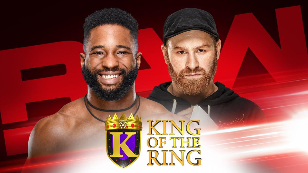WWE RAW (19 de agosto 2019) | Resultados en vivo | King of the Ring 34