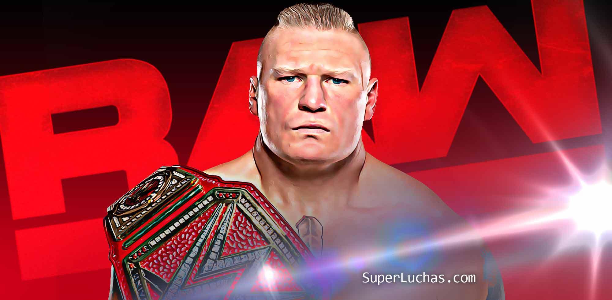 Cobertura WWE Raw 05 08 19