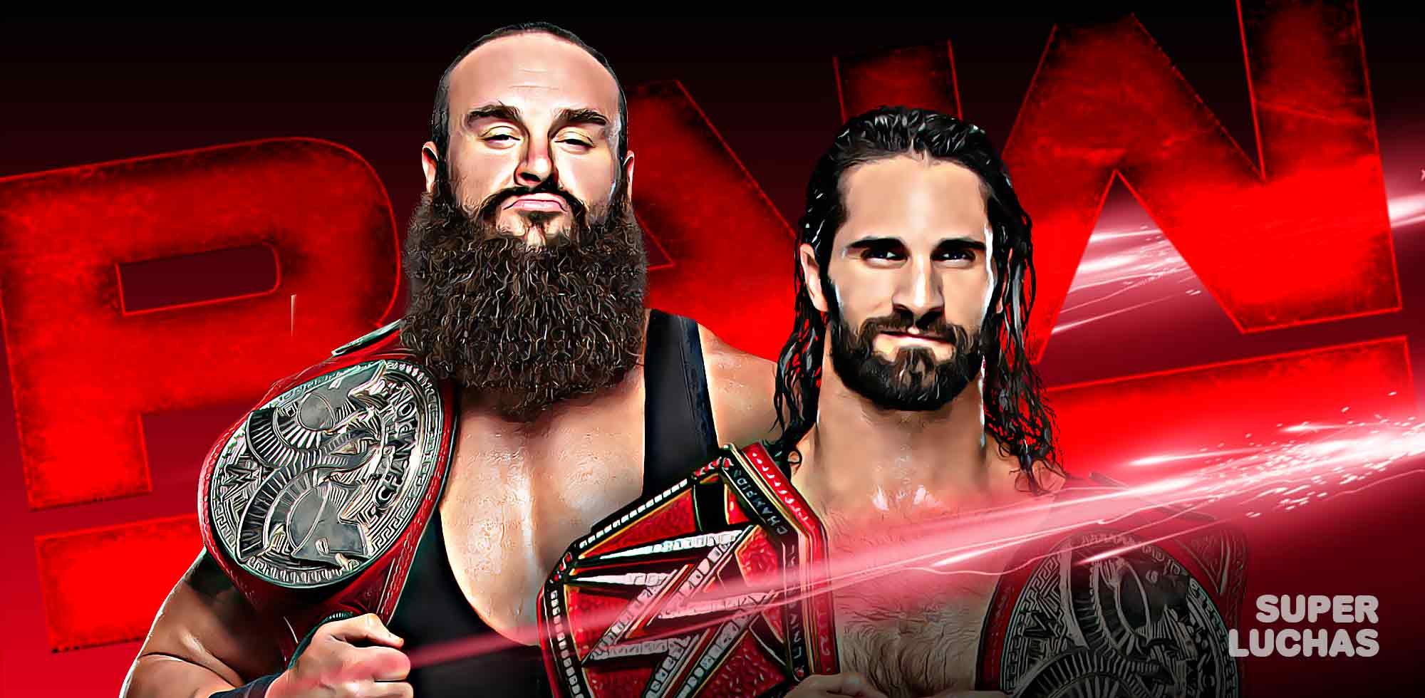 WWE Raw 26 de agosto 2019