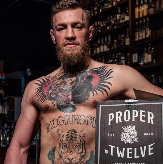 Al inodoro el whiskey de Conor McGregor (video) 1