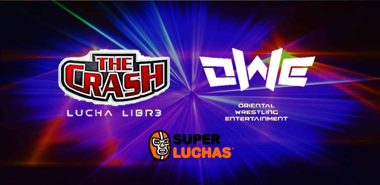 The Crash anuncia alianza con OWE, ¿Vendrán Strong Hearts? 1
