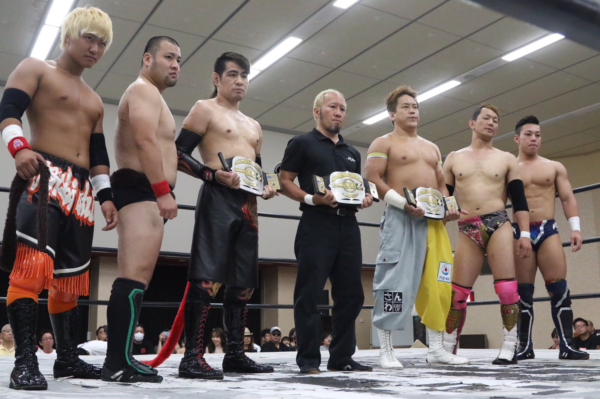 "BJW: ""Osaka Surprise 43"""