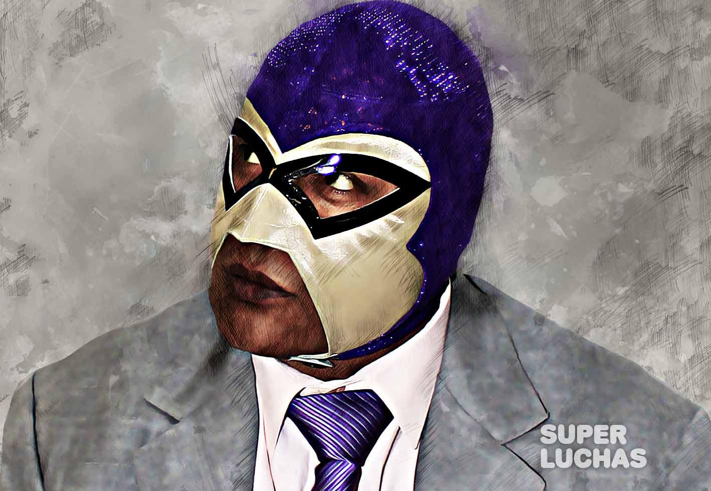 Entrevista con El Fantasma: Triplemanía, su hijo a WWE y más 1