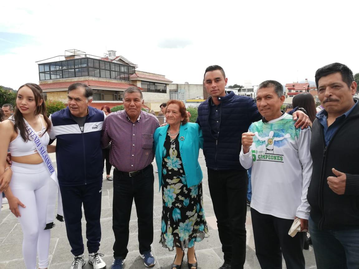 Salvador Sánchez fue recordado en su aniversario luctuoso 2