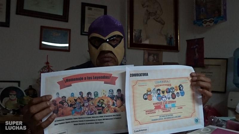 Entrevista con El Fantasma: Triplemanía, su hijo a WWE y más 3