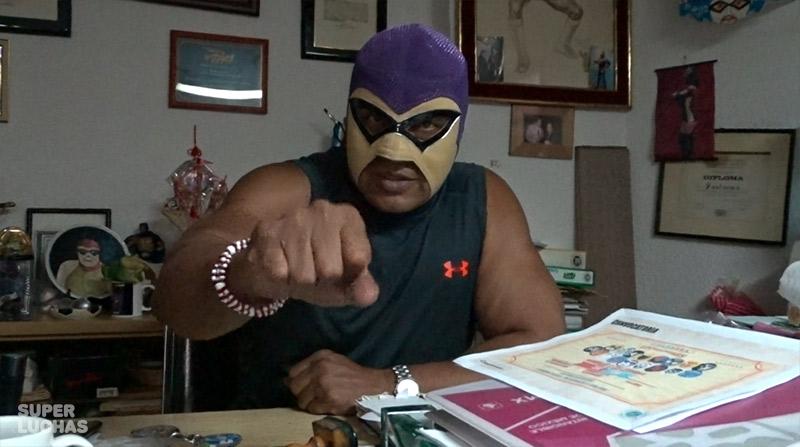 Entrevista con El Fantasma: Triplemanía, su hijo a WWE y más 2