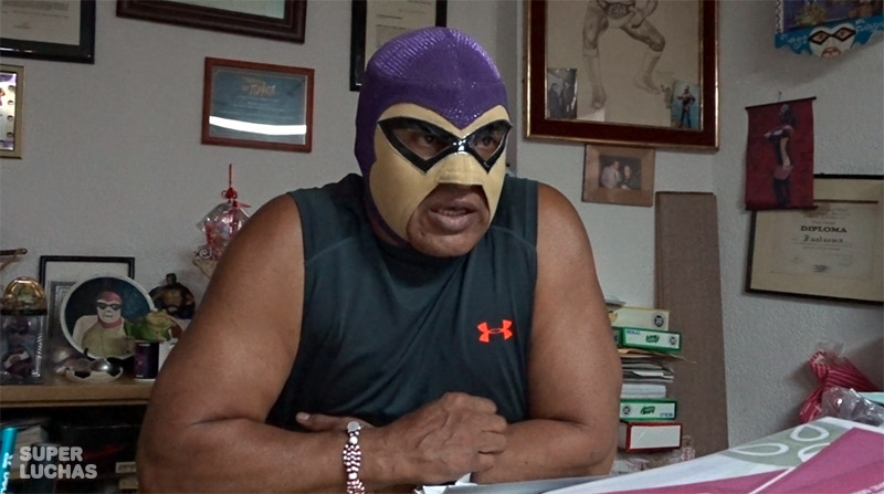 Entrevista con El Fantasma: Triplemanía, su hijo a WWE y más 4