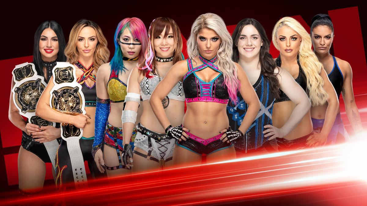 WWE RAW (5 de agosto 2019) | Resultados en vivo | A seis días de SummerSlam 29