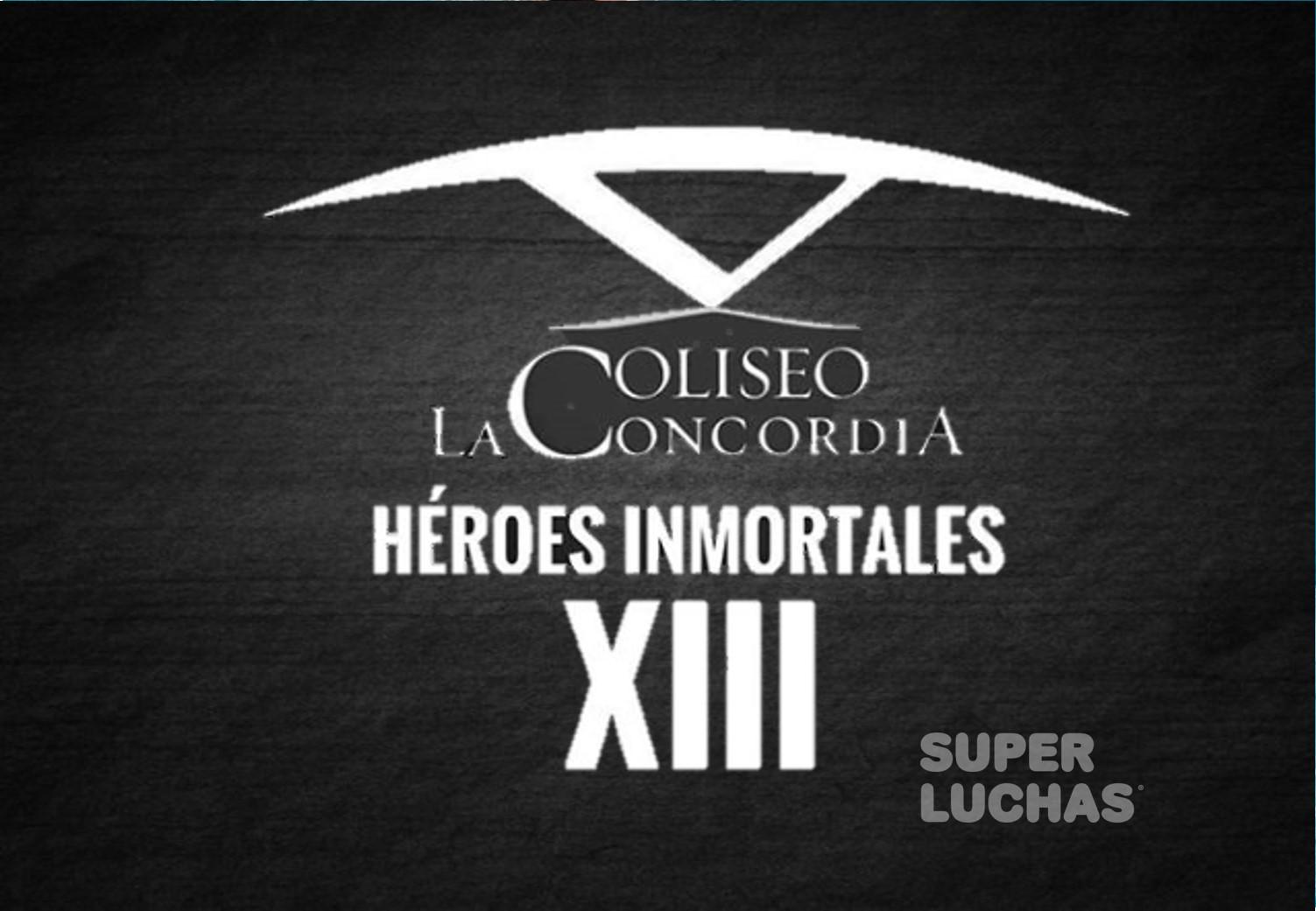 """AAA: Fecha y sede para """"Héroes Inmortales 2019"""" 1"""