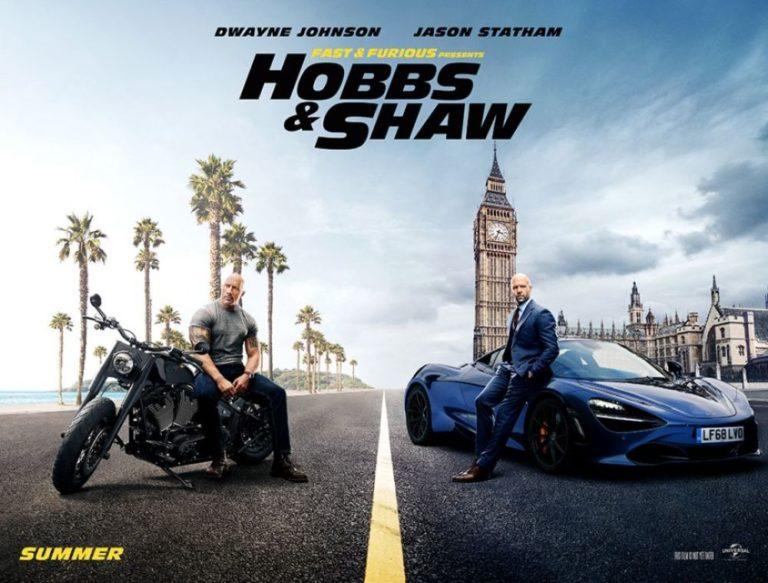 AEW Hobbs & Shaw
