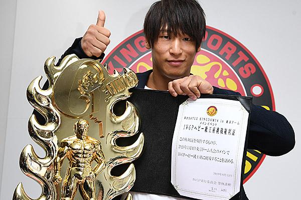 NJPW: Ibushi recibe contrato para WK 14 y hace propuesta increíble 24