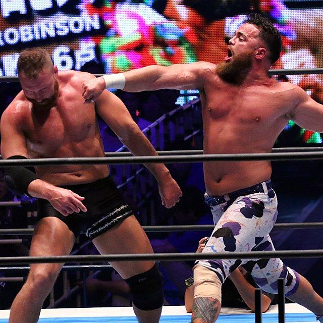 """NJPW: """"G1 Climax 29"""" Día 18 Jay White, segundo finalista 5"""