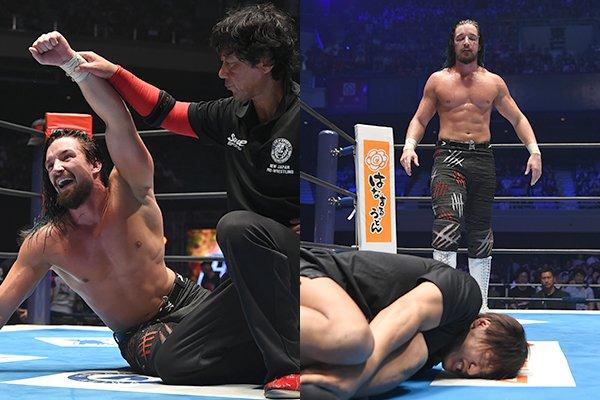 """NJPW: """"G1 Climax 29"""" Día 18 Jay White, segundo finalista 1"""