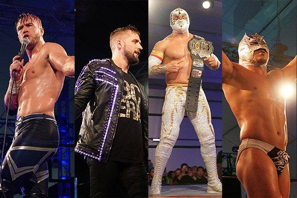 """NJPW: """"Super J-Cup 2019"""" Carístico y Dragon Lee semifinalistas 23"""