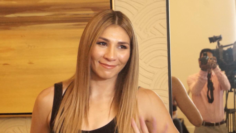 Irene Aldana UFC