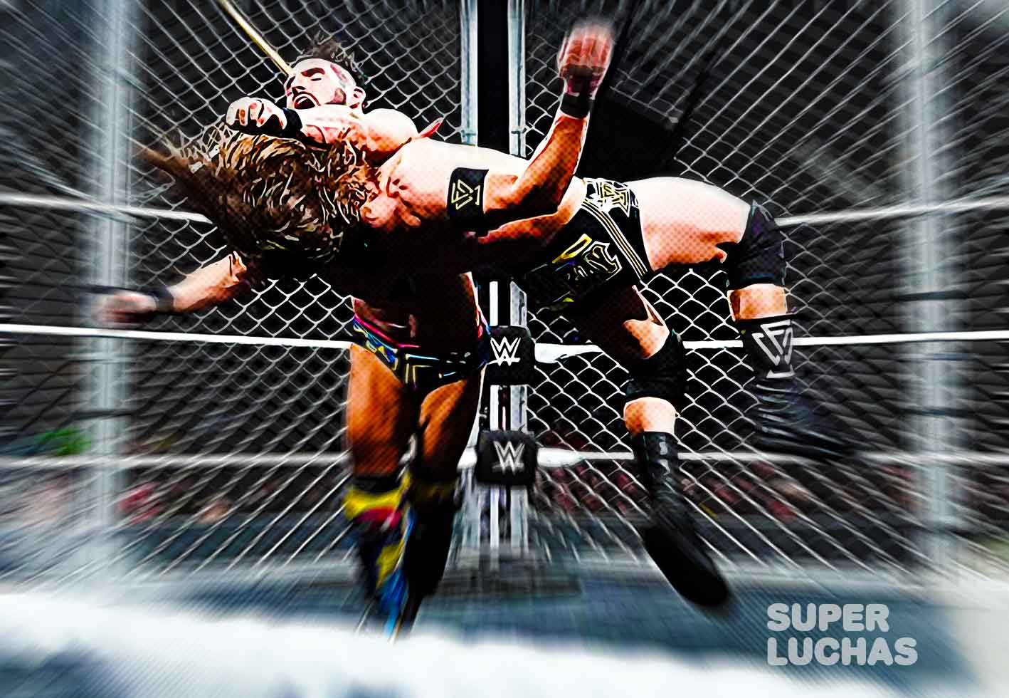 Johnny Gargano vs. Adam Cole-4