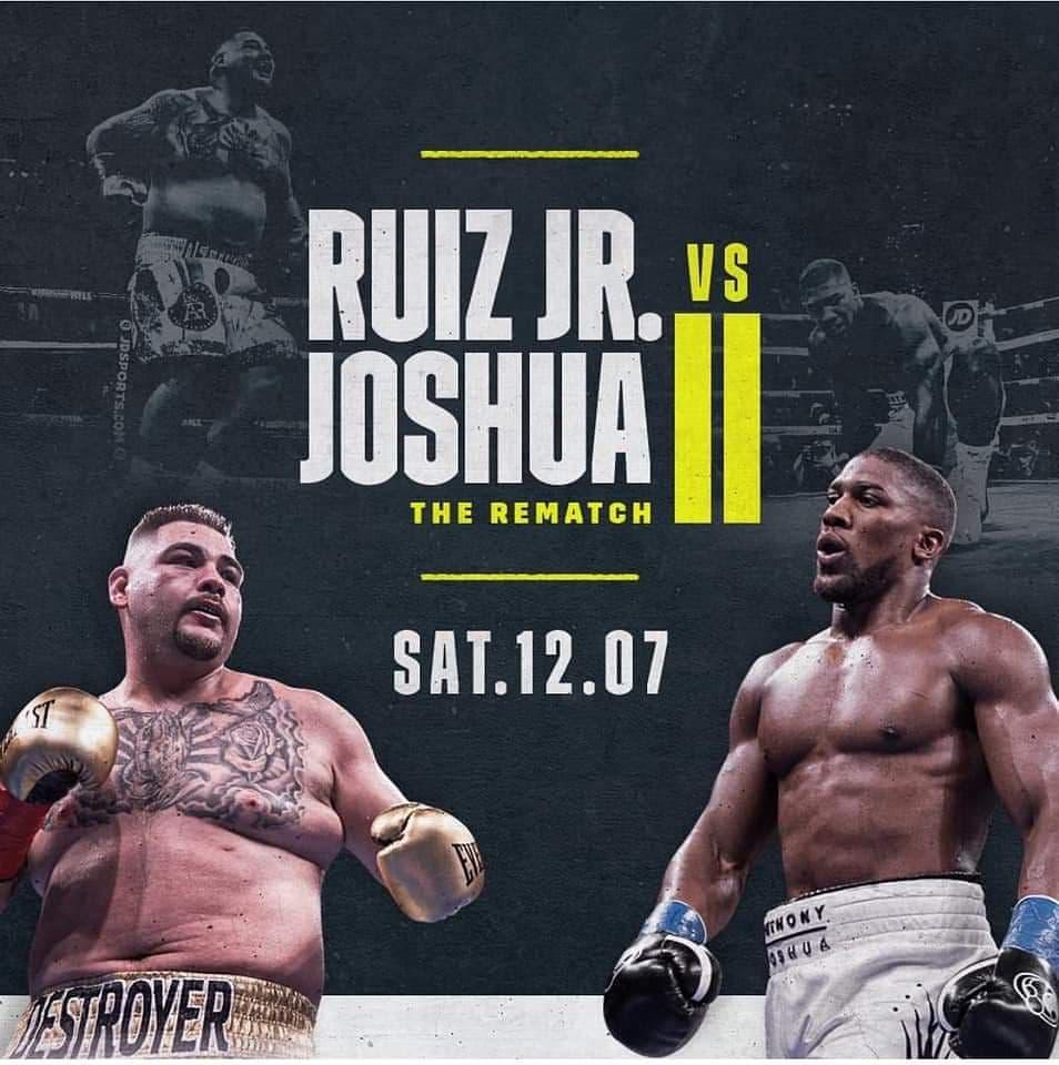 Ruiz Jr. vs. Joshua II