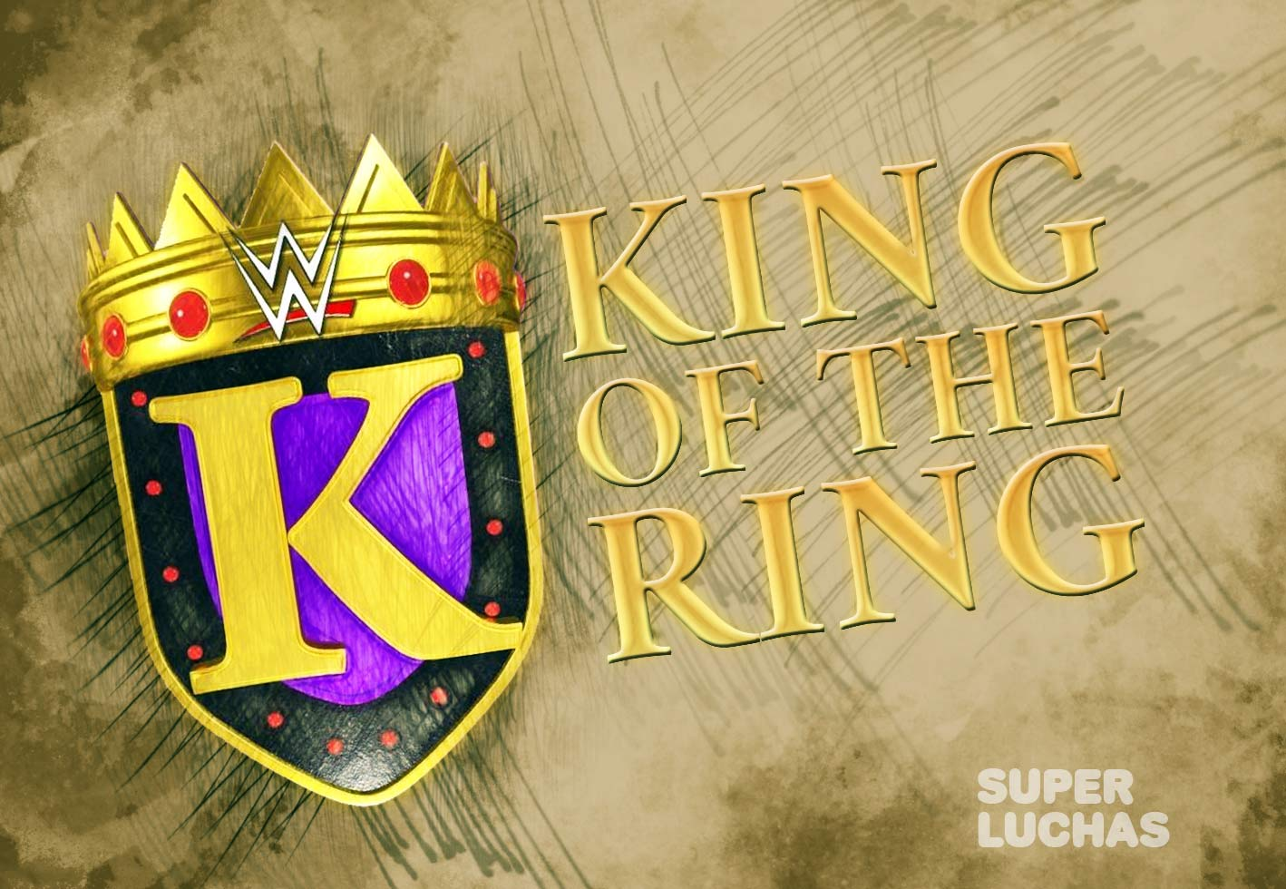 King of the Ring 2019 logo