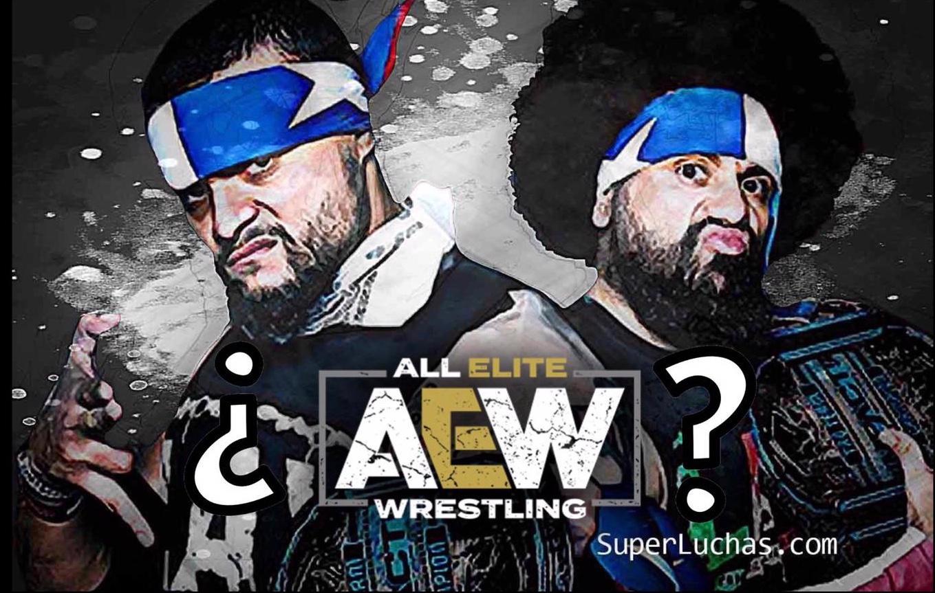 LAX habla con SUPER LUCHAS: ¿Se aliarán con Chris Jericho en AEW? 1
