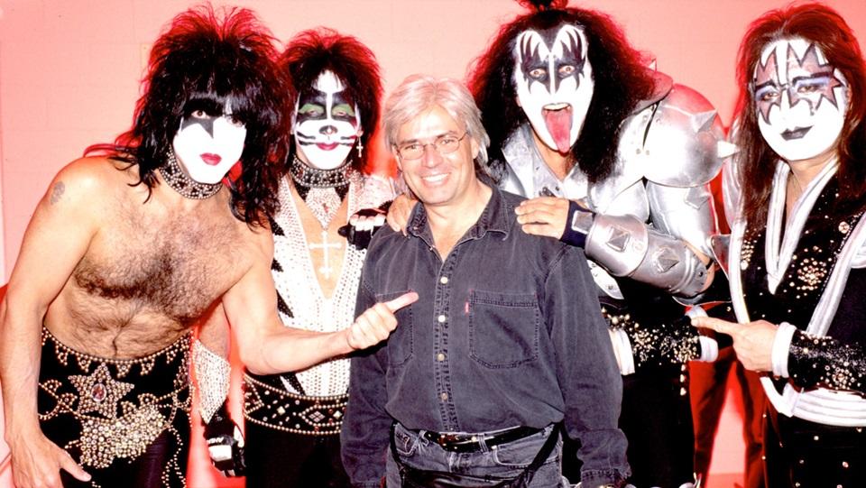 20 años del mayor esperpento de Eric Bischoff, The KISS Demon 1