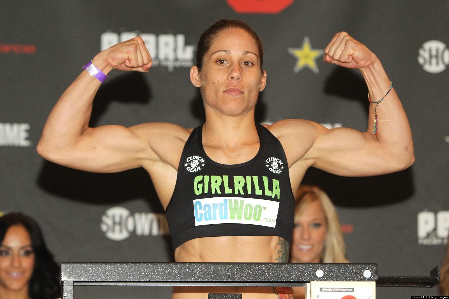 """Liz Carmouche sobre su liberación de UFC: """"Es doloroso"""" 1"""