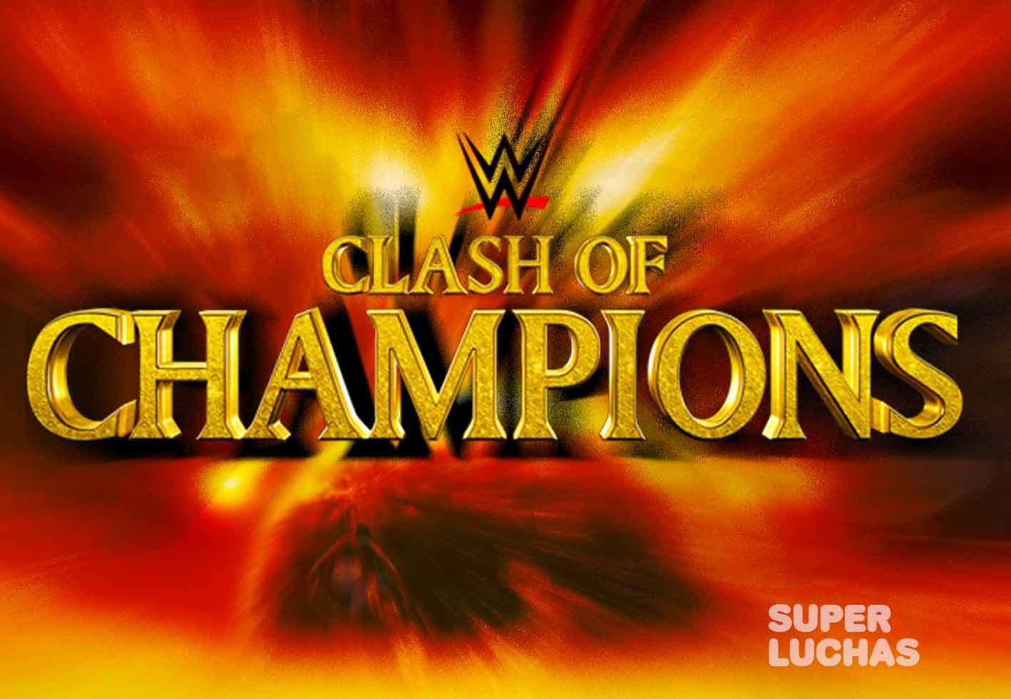 Logo Clash of Champions