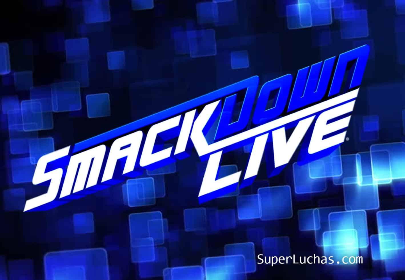 El rating de SmackDown Live volvió a caer por debajo de los dos millones 1
