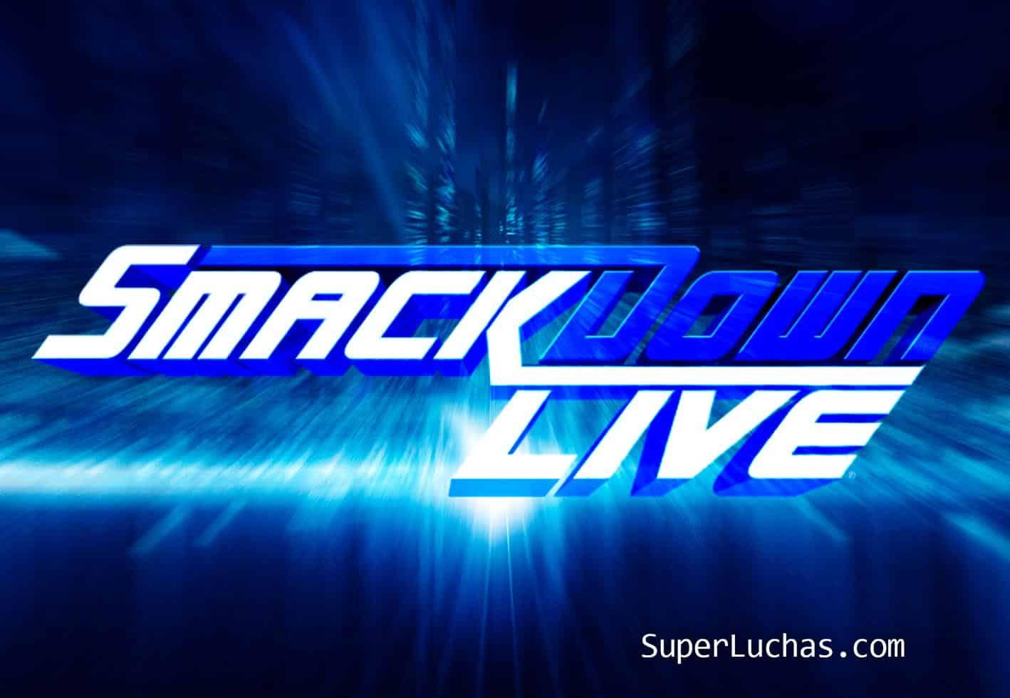 Logo SmackDown Live