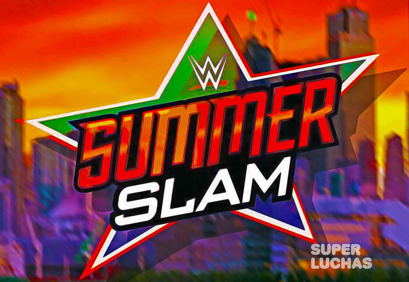 logo SummerSlam