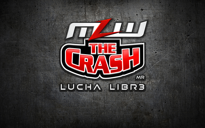 The Crash y MLW trabajarán de manera conjunta. 2