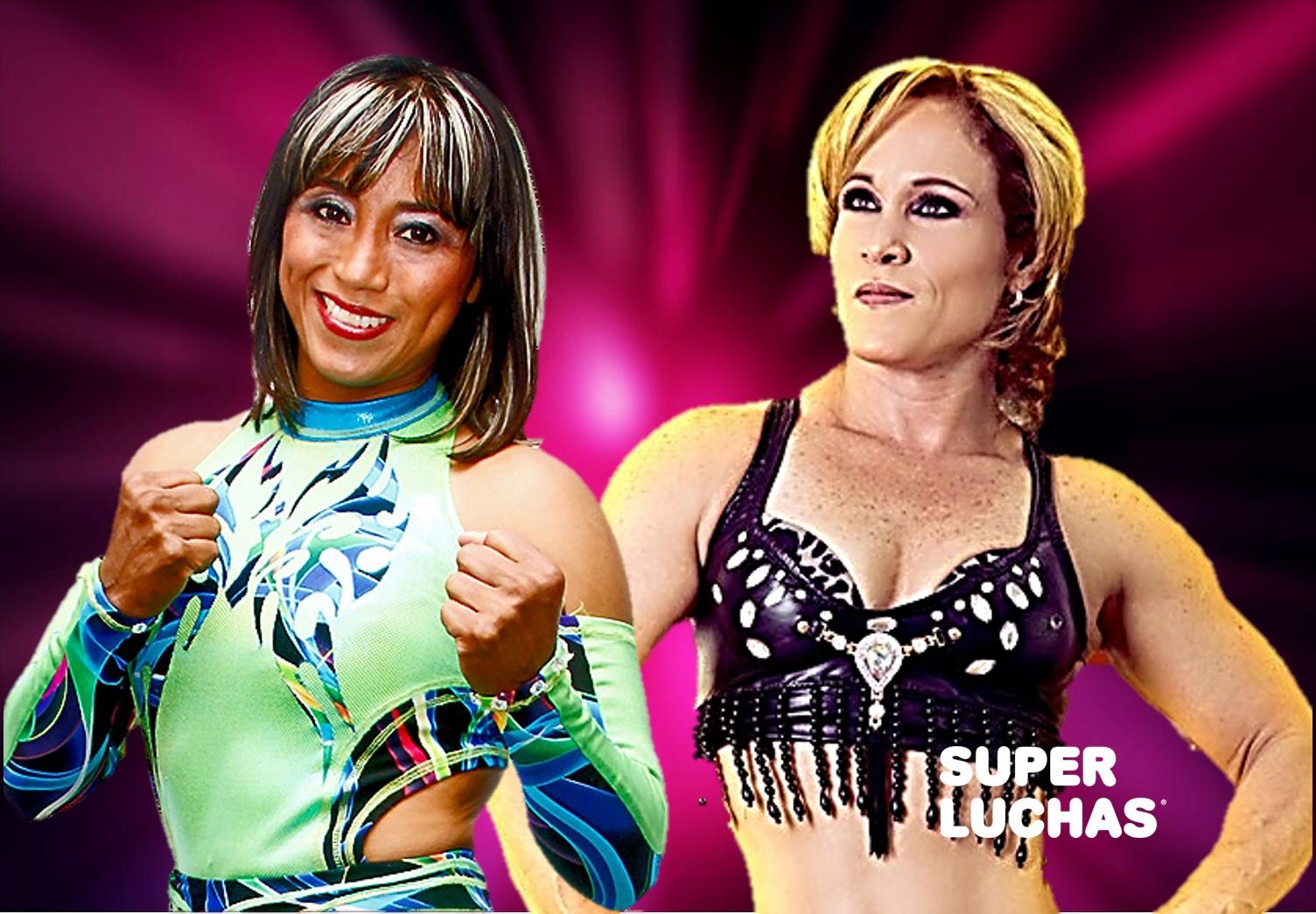 CMLL: Marcela y Dalys viajarán a Japón 1