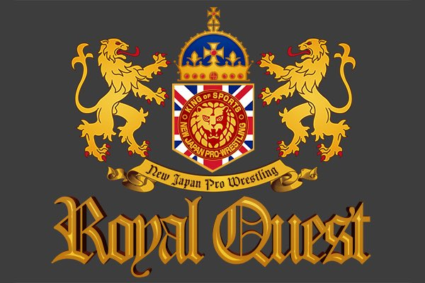 "NJPW: Cartel ""Royal Quest"" Okada vs. Suzuki, Sabre vs. Tanahashi 28"