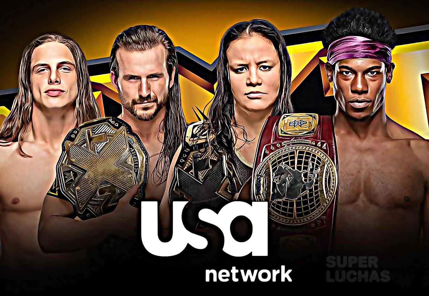 NXT a USA Network