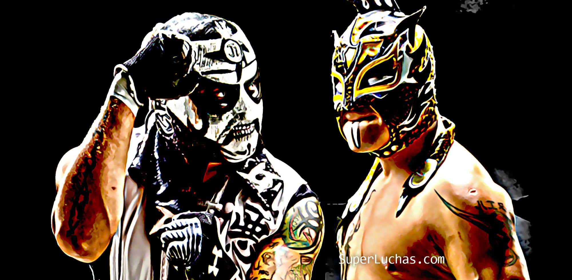 The Crash: Lucha Brothers siguen reinando 34