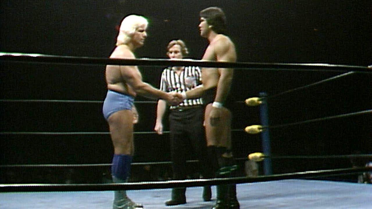 Flair vs. Steamboat durante una hora, última joya de WWE Network 2