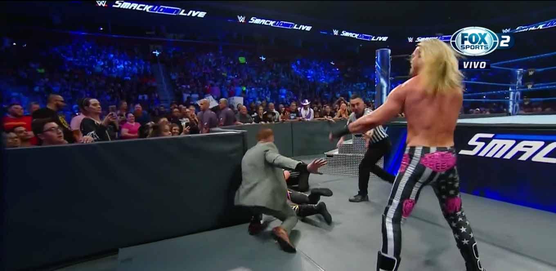 WWE SMACKDOWN LIVE (6 de agosto 2019) | Resultados en vivo | Shane al KO Show 5