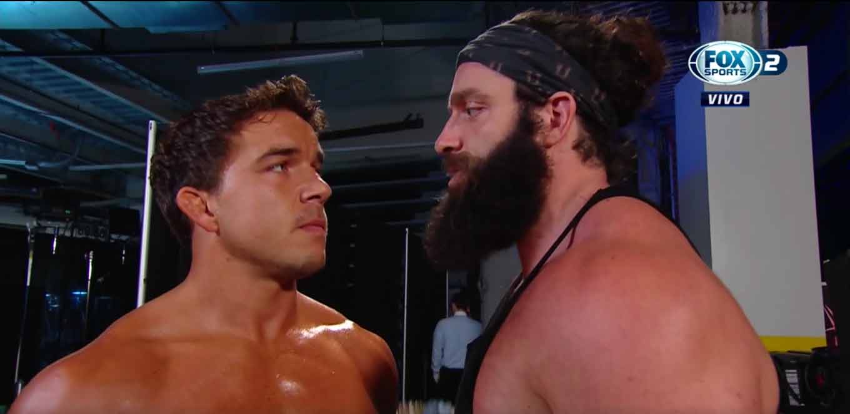 Shelton Benjamin y Chad Gable, dura situación antes de King of the Ring 4