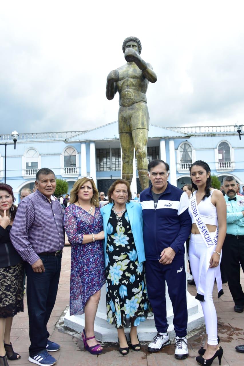 Salvador Sánchez fue recordado en su aniversario luctuoso 3