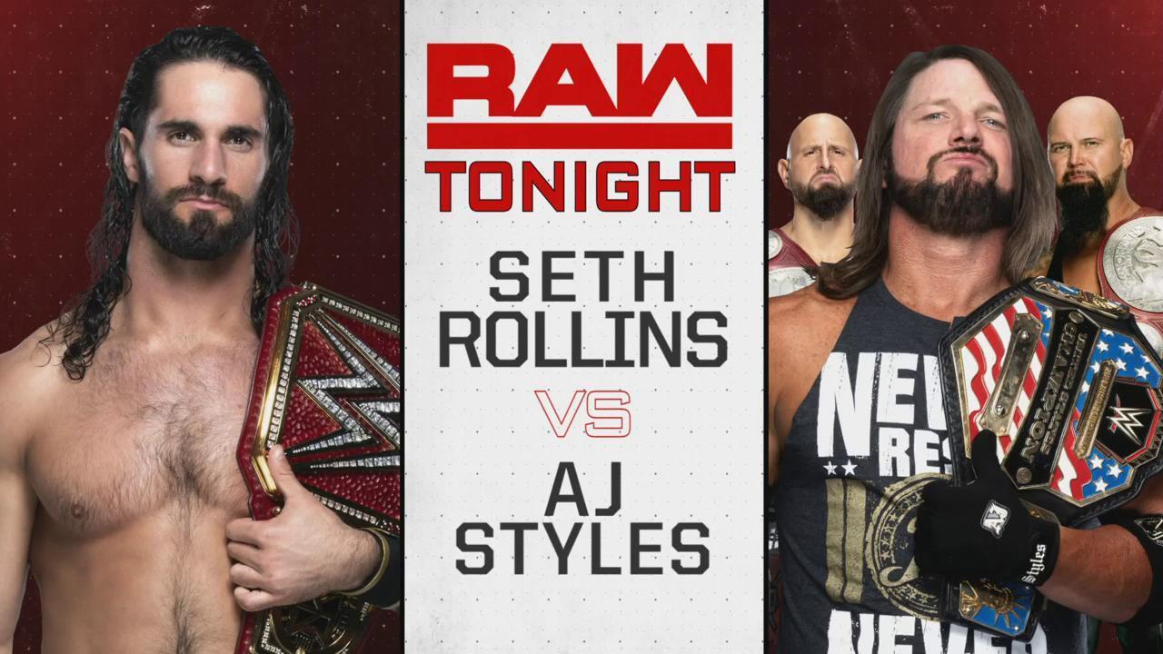 WWE RAW (12 de agosto 2019) | Resultados en vivo | La nueva era de Seth Rollins 39