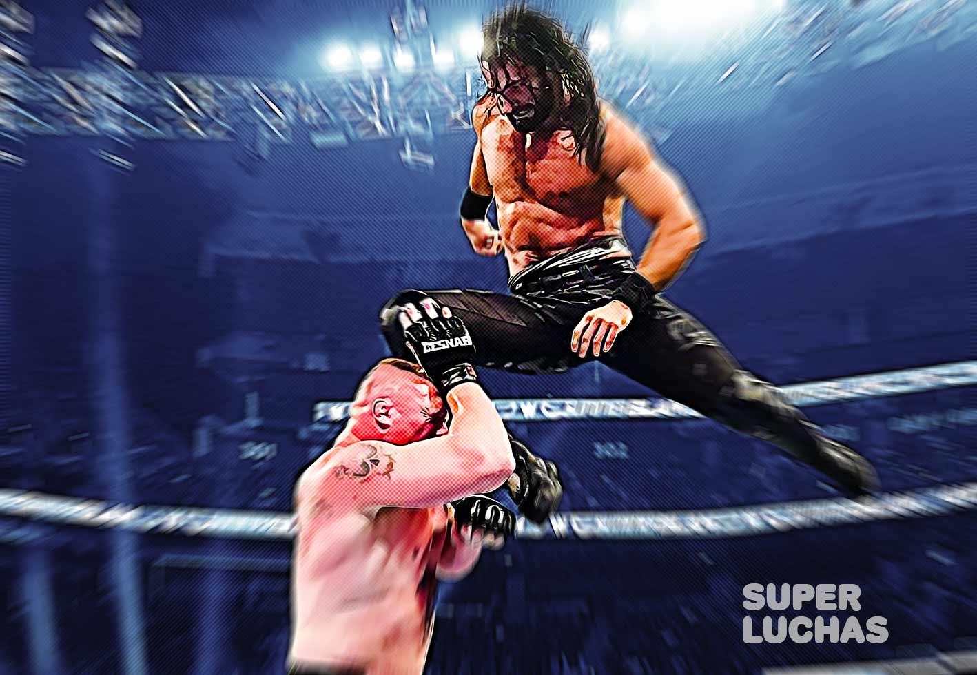 Seth Rollins vs. Brock Lesnar en SummerSlam 2019