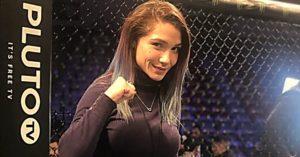 Sexy Star a las MMA con Combate Americas 10