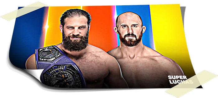 WWE SUMMERSLAM (11 de agosto 2019) | Resultados en vivo | Lesnar vs. Rollins 1