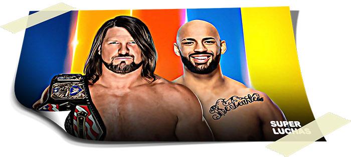 WWE SUMMERSLAM (11 de agosto 2019) | Resultados en vivo | Lesnar vs. Rollins 27