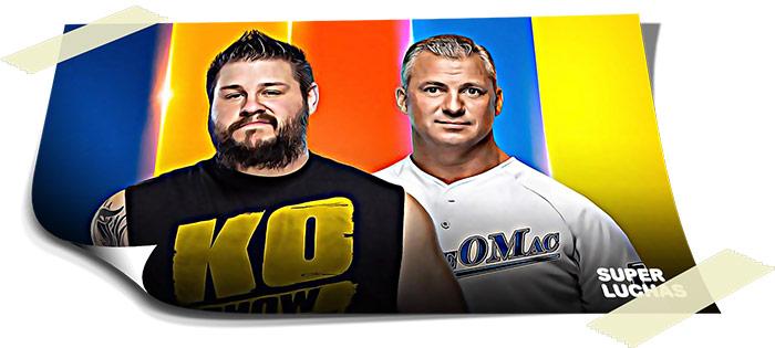 WWE SUMMERSLAM (11 de agosto 2019) | Resultados en vivo | Lesnar vs. Rollins 37