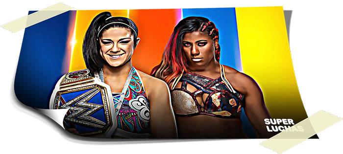 WWE SUMMERSLAM (11 de agosto 2019) | Resultados en vivo | Lesnar vs. Rollins 32
