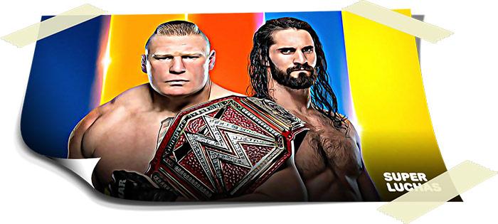 WWE SUMMERSLAM (11 de agosto 2019) | Resultados en vivo | Lesnar vs. Rollins 64