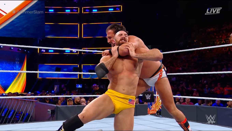 WWE SUMMERSLAM (11 de agosto 2019) | Resultados en vivo | Lesnar vs. Rollins 2