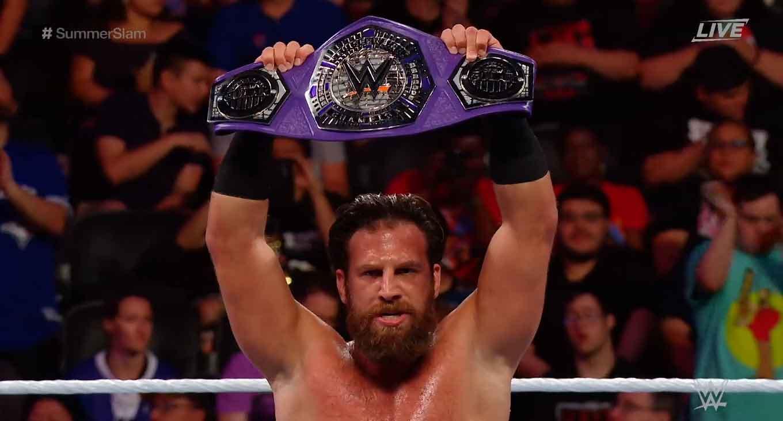 WWE SUMMERSLAM (11 de agosto 2019) | Resultados en vivo | Lesnar vs. Rollins 5